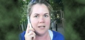 'Permit Patty' threatens to call cops on girl selling water
