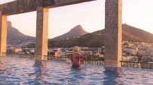 Increíbles piscinas en azoteas de hoteles