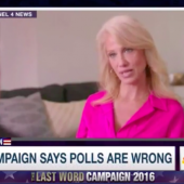 Trump campaign manager: Here's why we think the polls are wrong