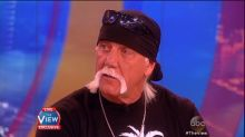 Hulk Hogan Discusses Sex Tape Lawsuit With Gawker Media on 'The View'