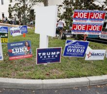 Trump pulls statistically even with Biden in Florida; Arizona is a dead heat: Reuters/Ipsos