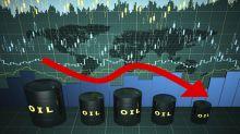 Oil prices crash even lower