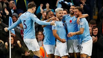 Manchester is blue: City beats United in derby