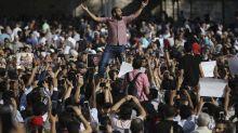 Egypt arrests 8, including ex-lawmaker and secular activists