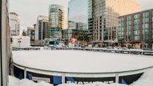 Seaport ice rink, part of 'Snowport Winter Village,' opens Thursday