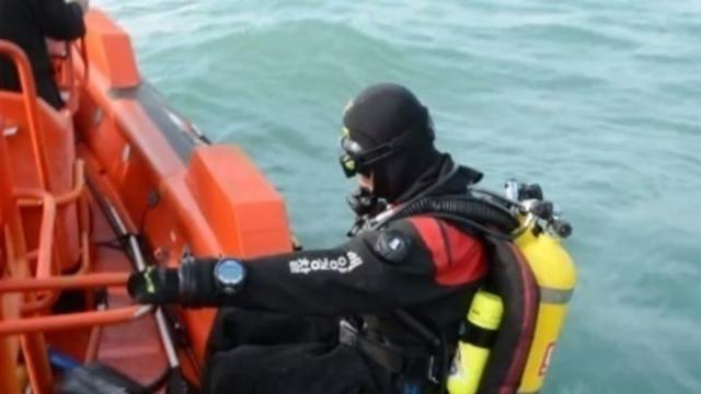 Divers Search for Survivors of South Korea Ferry Sinking