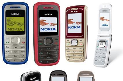 Nokia busts out new low-end fleet