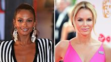 Britain's Got Talent's Alesha Dixon and Amanda Holden's daughters became best friends at the final