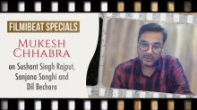 'I can never forget Sushant Singh Rajput'- Mukesh Chhabra gets emotional; Exclusive Interview