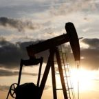 Oil jumps, Brent up more than 2% after U.S. Navy downs Iranian drone