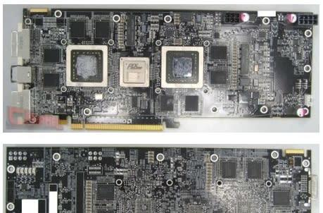 AMD Radeon HD 4870 X2 images leaked, rumored for August release