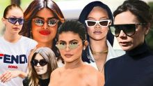 The top six sunglass styles trending right now