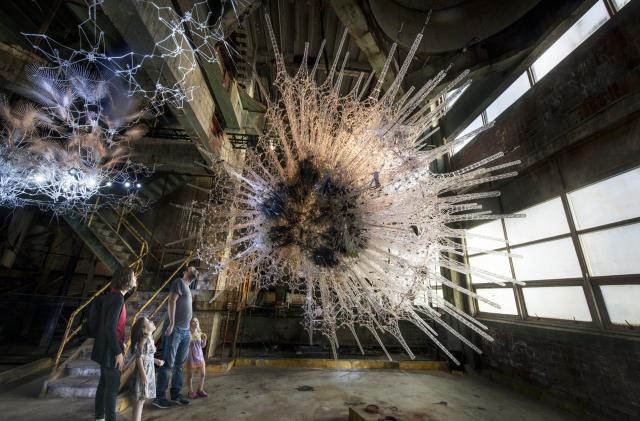 'Astrocyte' explores how architecture can interact with humans