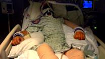 Crash Victim Survives Six Days Without Food or Water
