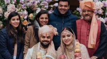 Anushka & Virat Thank the 'Shaadi Squad' for Their Dreamy Wedding