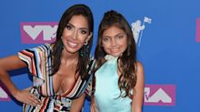 Farrah Abraham defends sharing video of her nine-year-old daughter dancing in her underwear