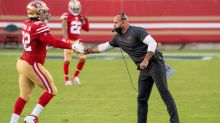 49ers' Robert Saleh focused on beating Bills, not Lions coaching job