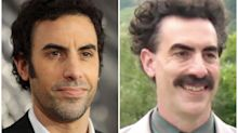 Borat 2: Sacha Baron Cohen revealed true identity 'for first time' while filming sensitive scenes