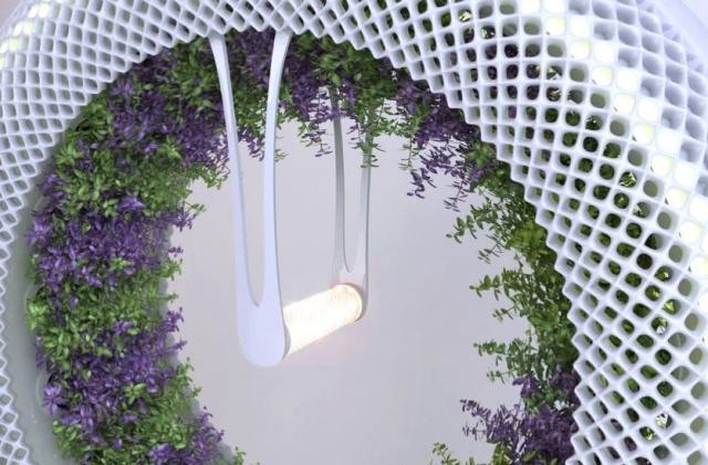 Inhabitat's Week in Green: garden wheels and 3D-printed fashion