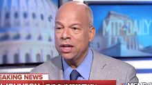Former DHS Chief Warns That Soliciting Foreign Help In A U.S. Election Is A Federal Crime