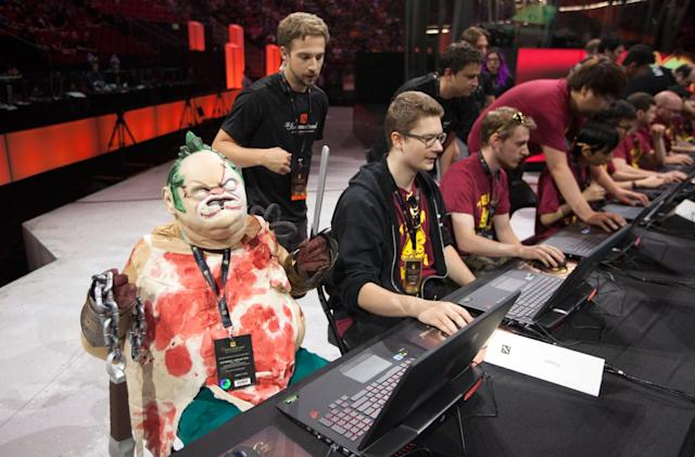 Valve is taking control of the competitive 'Dota 2' scene