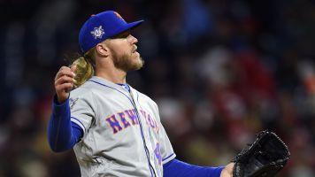 Mets star denies cheating against Phillies