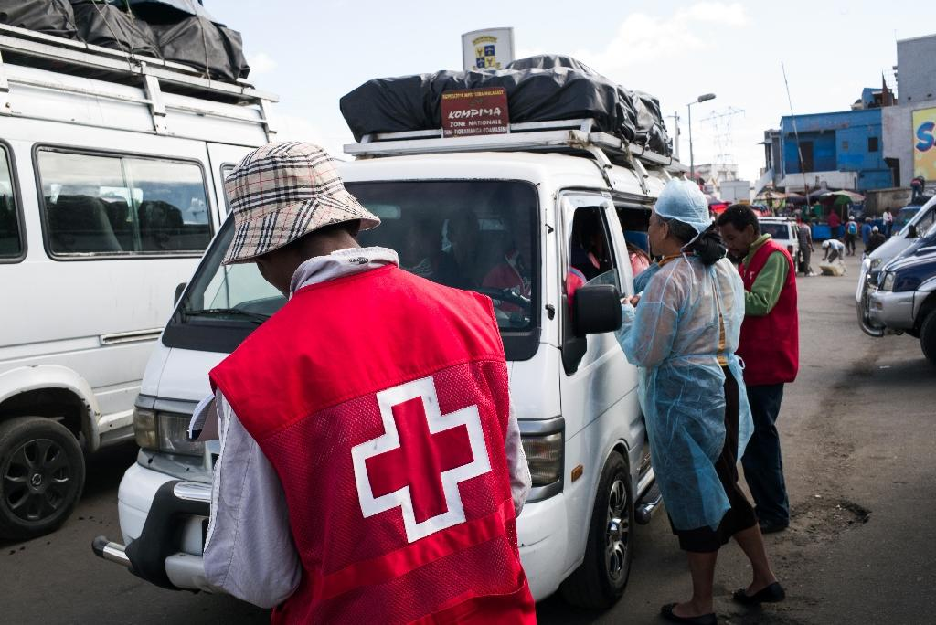 The highly contagious plague has caused alarm across Madagascar since August 2017, spreading to the capital Antananarivo and other cities