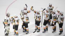 Goalie Robin Lehner gets shutout, Vegas blanks Vancouver 3-0 in NHL playoffs