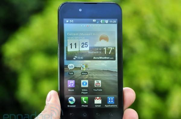 More Optimus handsets will receive Ice Cream Sandwich upgrade, LG confirms