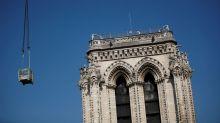 """Catedral de Notre-Dame """"resiste"""", a dos años de incendio en París"""
