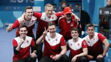 Curling: Swiss stun Canada to take bronze medal