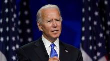 In interview, Biden says he will stick to his stay-at-home strategy