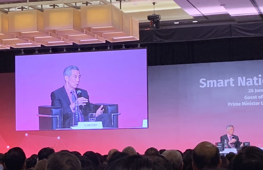 'We're not like San Francisco': Singapore PM Lee on Pink Dot, LGBT rights