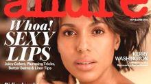 Kerry Washington's No-Makeup Confession