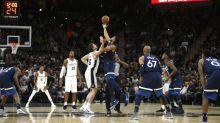 Los Rockets repiten triunfo y Aldridhe brilla con los Spurs