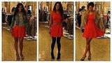 Wear One Red Dress 3 Ways For the Holidays!