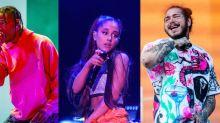 MTV VMAs 2018: Travis Scott, Post Malone, Ariana Grande to Perform