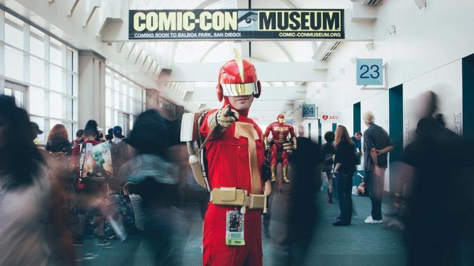 Omaze San Diego Comic-Con 2022 sweepstakes