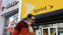 "T-Mobile And Sprint Shares Rise On Report Of ""Active Talks"" About A Merger"
