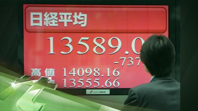 Latest Business News: Japan Jitters Don't Rattle U.S. Stocks