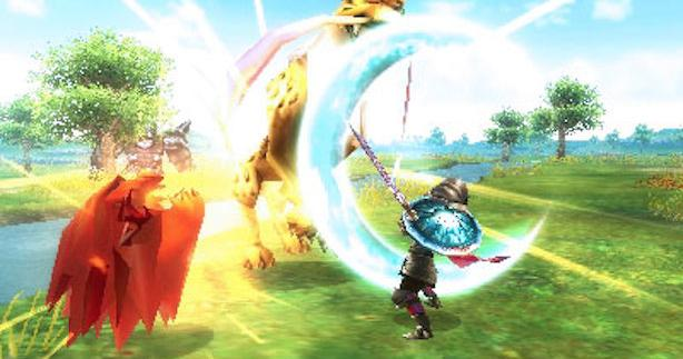 'Final Fantasy Explorers' trademark filed in US, Europe