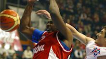 American basketball player banned in Korean league because he's too tall