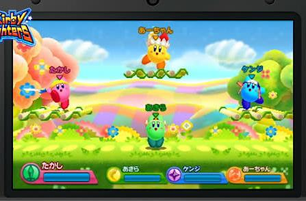 Kirby: Triple Deluxe rolls to North America on May 2