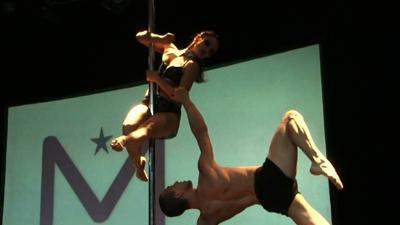 South American Pole Dancing Champion Crowned