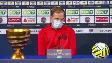 Foot - C. Ligue - PSG - Tuchel : «Pas de nouvelles de Kylian»