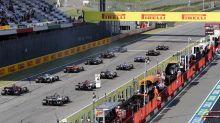 F1: Mercedes explica fogo no freio de Hamilton na relargada em Mugello