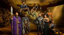 New Black Panther images released, with plot and character info