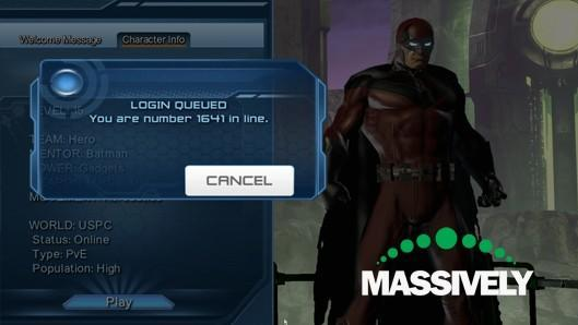 The Daily Grind: How do you pass the time in a login queue?