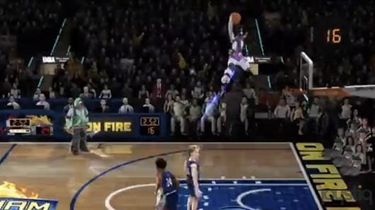 SSX characters dunked into NBA Jam: On Fire Edition