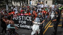 Officer Who Killed Eric Garner Should Be Fired, Judge Recommends: Reports